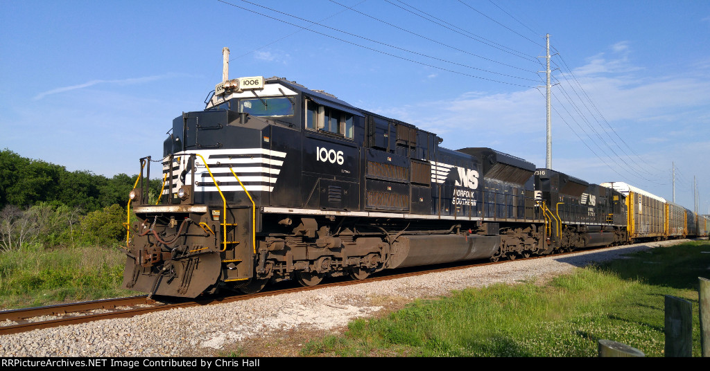 Norfolk Southern, EMD SD70ACe