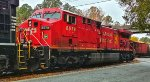 Canadian Pacific 8579 in Charleston, SC