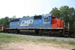 DWP 5908 on M34641-25 at Stevens Point, WI.