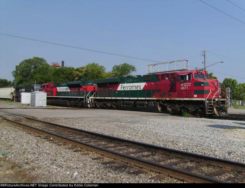 NS 314 (New Orleans, LA - Birmingham, AL)