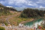 Track to Carcross