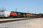 CN 2606 on M34191-21 at Stevens Point, WI.