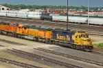 BNSF 3167 Long live the Blue And Yellow