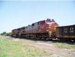 BNSF C44-9W 693