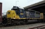 CSX 8807