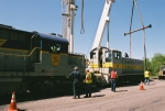 DH 5017 & NYOW 116