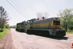 NYOW 116 & DH 5017