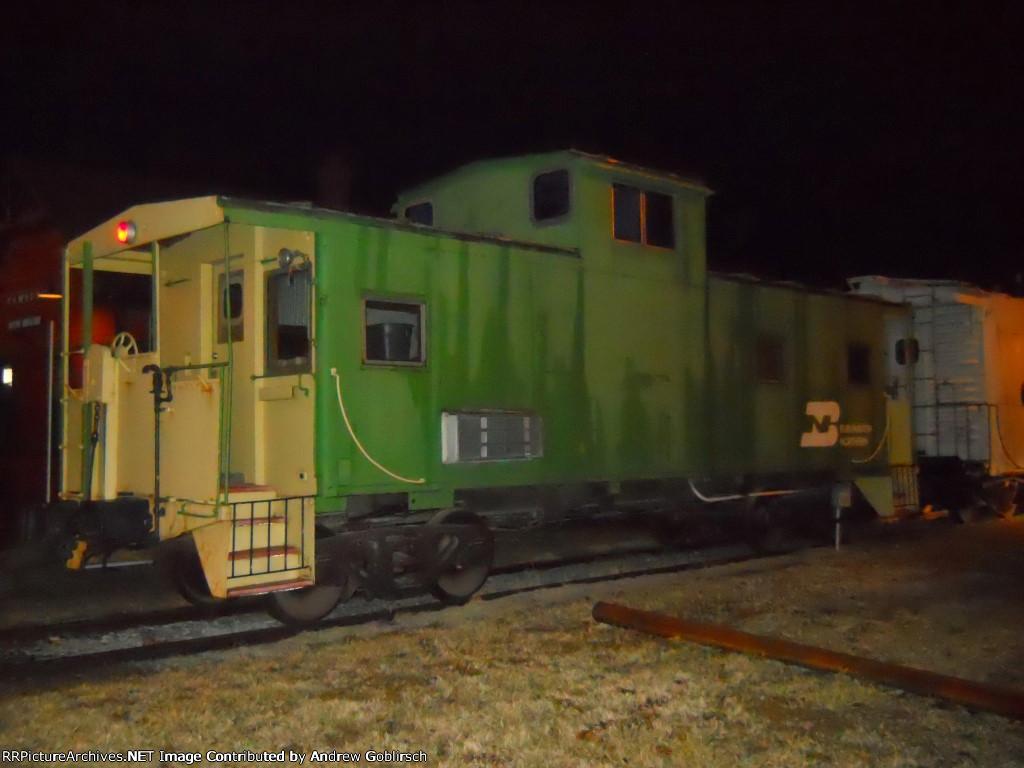 KCS 382 & BN 10276 in the Dark