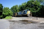 CSX 7500 with 8560