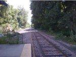 Welded Rail At Shelburne
