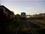 Amtrak 40th Anniversary Train