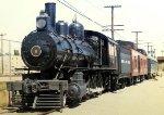 N&W 2-8-0 steamer