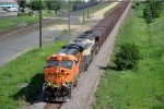 Eastbound all-rail taconite loads