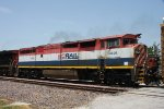 BC RAIL 4625 in Strasburg, MO