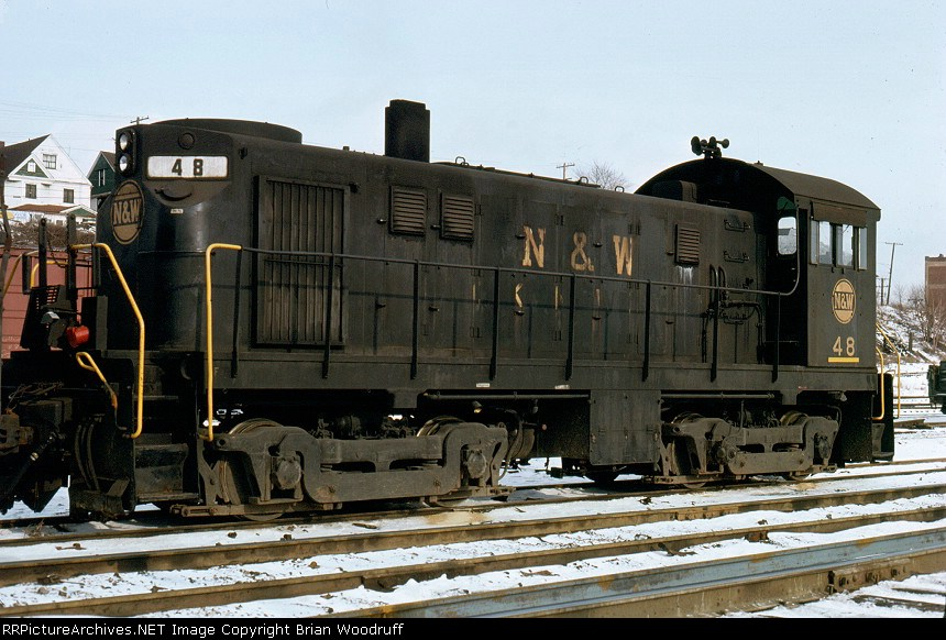N&W 48