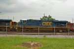 CSX 5474 and Csx 5284 have been Wrecked!!!
