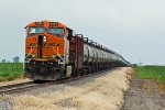 BNSF 6342 Works Dpu on a oil can.
