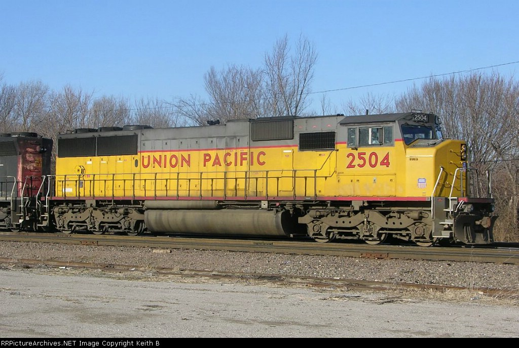 UP 2504