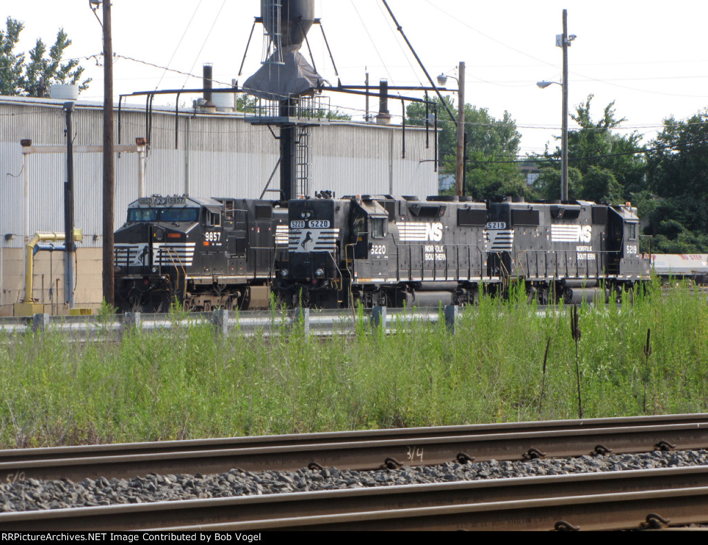 NS 9857, 5220, and 5219