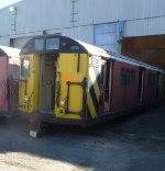 IRT World's Fair R33 Single Unit 9320