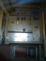 #2 (conductor) cab of IRT World's Fair R36 9400