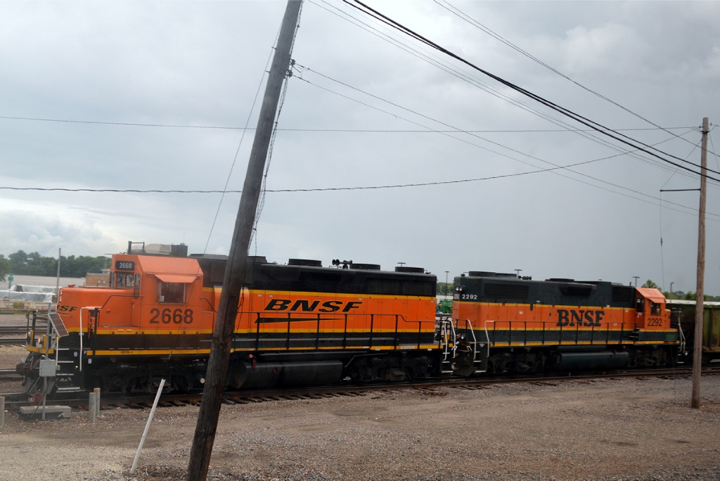 BNSF 2668