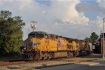 UP 5888 On NS 48 G Northbound