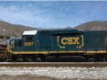CSX (dark future) slug set