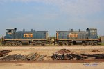 CSX 1102 and 1101