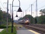 Amtrak 923 South