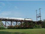 Amtrak 910 North