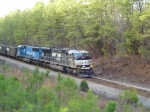 Eastbound NS Coal Train