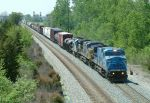 Eastbound Freight