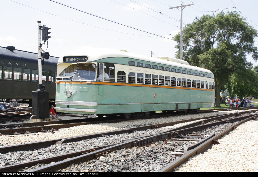 Chicago Transit Authority #4391