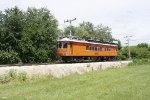 South Shore Line #1100