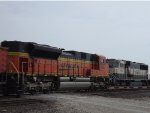BNSF 9215