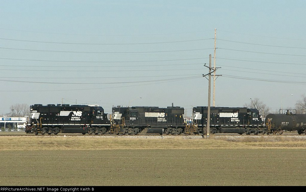 NS 5816  5056 and 6075