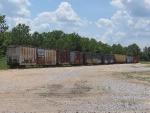 Boxcar dead line