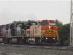 BNSF 912 Returned to service