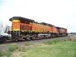 BNSF C44-9W 5500