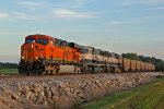 BNSF 5730 another Mid america re paint!!