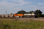 BNSF 9643 screams EMD!!!
