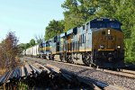 CSX 3074 Heads up a Epic set of power!