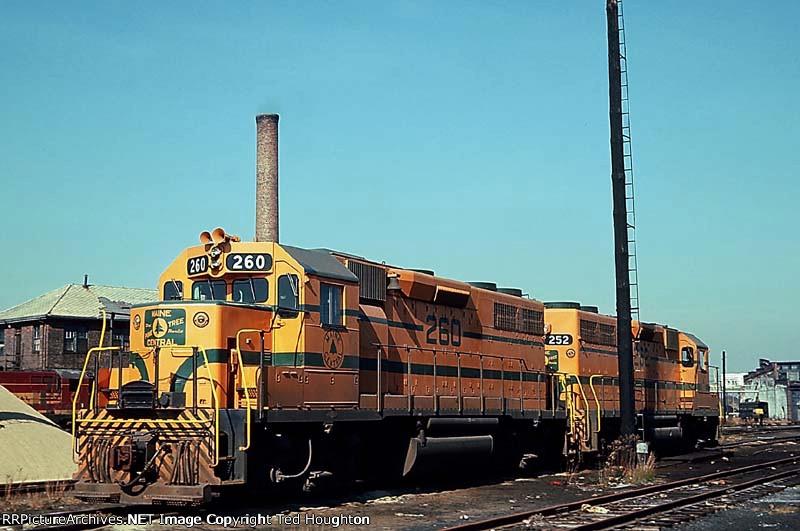 MEC 260-252 at Rigby