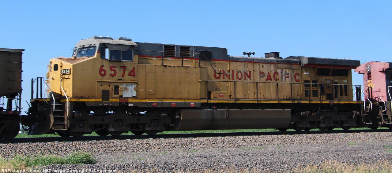UP 6574