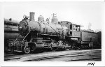 Baltimore & Ohio 2-8-0 #1698