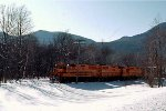 RY-2 with 256 -254-261 in winter.