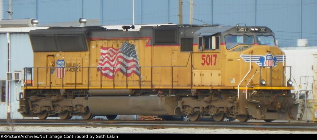 UP 5017