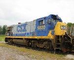 CSX 5820