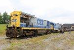 CSX Locomotives